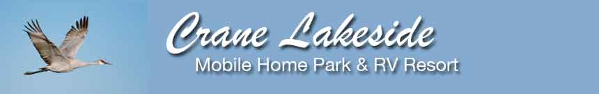 Crane Lakeside Mobile Home Park Amp Rv Resort Lake